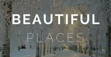 BEAUTIFUL PLACES / Find your dream travel destination here.