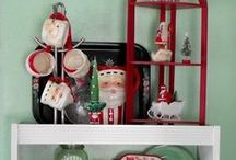 Everything Christmas / Christmas crafts, Christmas recipes, Christmas decor, vintage Christmas and Christmas tips