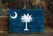 Made in the South / Products made by small businesses and/or individual artisans in the Southern region of the United States of America, with focus on the Upstate of SC (Greenville, Spartanburg, etc)