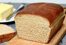 Food: Breads / Yummy bread recipes.