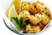 Food: Appetizers/Snacks / Appetizer and snack recipes