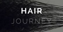 HAIR JOURNEY / Going through a hair transition? Check out some of the ladies who have shared their hair journey.