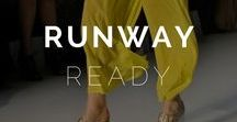 RUNWAY READY / From the runway to the studios, these are some of the hottest styles.