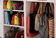closets: organized / beautiful and well-organized closet design