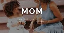 MOM STYLE / Honoring our first hair and style icons, our moms!