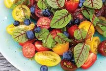 I love salad! / salad inspiration