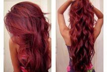 Hairrrr<3 (and Makeup) / by Deanna Kellogg