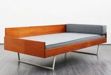 daybeds / my virtual collection of daybeds - I want one for my studio!