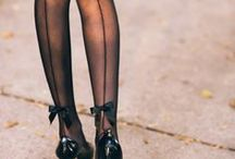 Tight Tights / Patterned, classic, or colored #tights that I want / by Alexis Nguyen