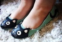 If the Shoe Fits... / #Shoes that I think are cool. Includes flats, boots, heels, and more / by Alexis Nguyen