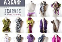 Stylish Accessories / Scarves, purses, other accessories