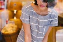 sewing inspiration - scout woven or knitted tee