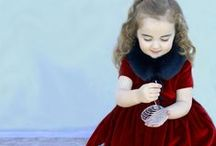 Holiday Dresses and Coats For Girls / Holiday Dresses, Girl Holiday Dresses, Girls Coats, Holiday Coats,