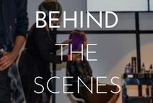 BEHIND THE SCENES / Check out what Design Essentials look like behind the scenes and see our event highlights.