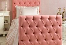 All Things Tufted! / love the tufted look for furnishings and decor