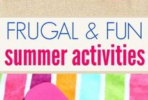 Summer Activities / Summer Activities - Family Fun - Summer recipes - Summer Learning - Boredom Busters for Kids, Summer fun for kids and families, summer activities for kids,  Get lots of great crafts, DIY, recipes and ideas of ways to spend your summer. Many of these items are free or inexpensive so you can still save money while enjoying summer vacation!