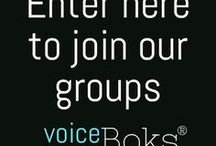 Group Love / We love company! We love people with like interests even more! So come and join one of our fabulous Groups by following us, voiceBoks and commenting on the one and only pin in this group! Let us know which Group you'd like to be a part of. The available are: BEST QUOTES, LMAO!, FAMILY TIME, KIDS BEHAVIOR, MOM STUFF