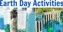 Earth Day / Earth Day Activities and Ideas. A board filled with family and kid friendly activities to celebrate our earth. The board also includes activities using recycled materials and pollution. Free Earth Day Printables, Earth Day recipes, Crafts and more.