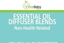 Diffuser Scent Blends - Essential Oils / Essential Oil Diffuser Scent Blends