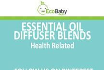 Diffuser Recipes for Health - Essential Oil / Health Related Diffuser Recipes - Essential Oil