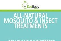 Natural Insect Repellents / All Natural Insect & Mosquito Treatments & Sprays