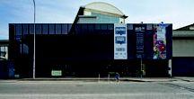 Nuovo Museo Ettore Fico / Nuovo Museo Ettore Fico, via Cigna 114, Torino. Progetto di Alex Cepernich, 2014. Vincitore di Architetture Rivelate 2015. © Beppe Giardino