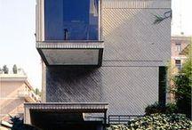Studio per l'artista Ezio Gribaudo / Studio per l'artista Ezio Gribaudo, via Biamonti 15, Torino. Progetto di Andrea Bruno, 1974. Vincitore di Architetture Rivelate 2014.