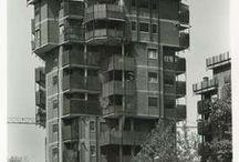 Torri Pitagora / Torri Pitagora, corso Siracusa 152-158, Torino. Progetto di Sergio Jaretti Soldano e Ezio Luzi, 1968 Vincitore di Architetture Rivelate 2014.