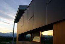 Casa Speranza / Casa Speranza, Località Ferro 5, Rivarossa. Progetto di Ivano Pomero, 2008. Vincitore di Architetture Rivelate 2011.