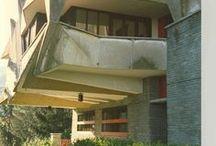 Casa‐Studio Mastroianni / Casa‐Studio Mastroianni, strada antica di Cavoretto 26, Torino. Progetto di Enzo Venturelli, 1954. Vincitore Architetture Rivelate 2008. © Angelo Morelli