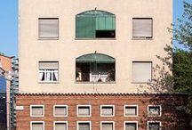 Casa Operaia per la Michelin / Casa Operaia per la Michelin, via Treviso 55, Torino. Progetto di Mario Passanti, Paolo Perona, 1939. Vincitore di Architetture Rivelate 2006. © Angelo Morelli