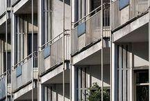Edificio per abitazioni / Edificio per abitazioni, corso Tassoni 34, Torino. Progetto di Augusto Romano, 1958. Vincitore di Architetture Rivelate 2005. © Angelo Morelli