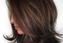 Brunette Bombshells / Shades of brunette!