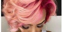 Creative Colors / Hair color that's all shades of fabulous!