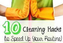 Cleaning Cabinet and DIY / easy cleaning solutions, DIY, around the house