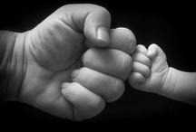 "The Fever / ""A baby is God's opinion that life should go on."" ~Carl Sandburg  / by Stephanie Dearman"