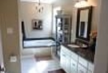 Our Renovated Master Bath / by Kari Clevinger