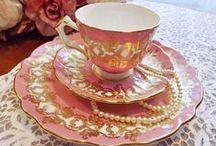 China Cups and Coffee Mugs