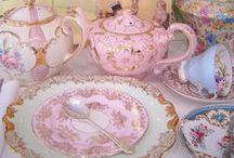 China Tea Sets, Pots, & Pitchers / My One Weakness
