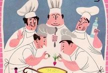 Never trust a skinny chef / by Jen DeRusha