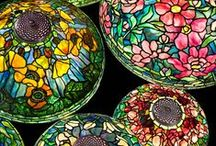 Lovely Tiffany Style Lamps