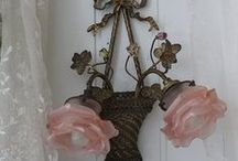 Lovely Victorian Lamps