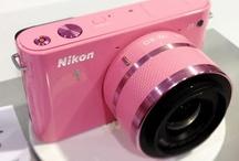 Camera Love / Old & New Cameras.