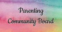 Parenting Community Board - Join us! / All things Parenting related. If you would like to contribute, please follow board and Milk and Hugs, then send Heather an email at Heather@milkandhugs.com with request. Please ONLY pin items related to parenting and family - thank you! You can also join our closed Parenting Group board on FB -https://www.facebook.com/groups/milkandhugsgroup/