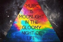Music is life / by Jen DeRusha
