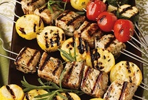 Recipes- On a Stick / Mmmm... Kabobs! / by Stephanie Dearman