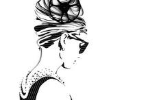 Fashion: Portrait/ Fashion illustration / by daiyuk Lam
