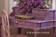 A Love For Shabby Furniture