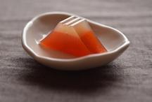 Japanese traditional sweets - Wagashi