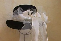 Haute Couture. . .  HATS   . / by Sarah L. Vargas
